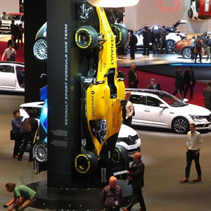 Revisiting the Paris Motor Show 2018:  Electric enters the French...
