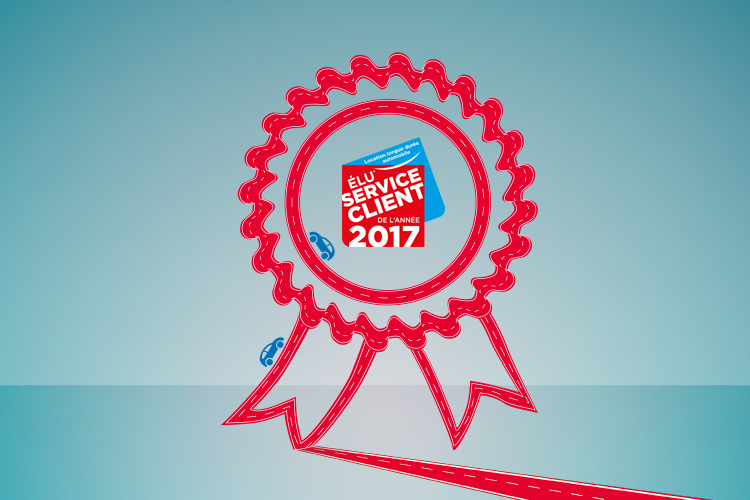 ALD Automotive named Best Customer Service of the Year 2017!