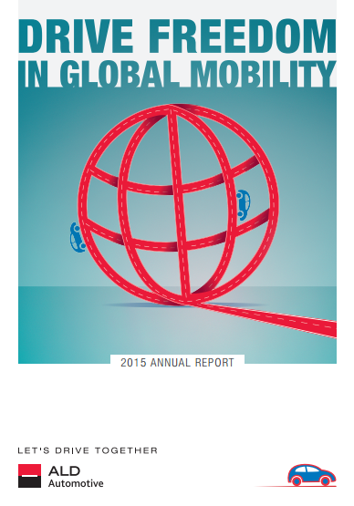 ALD Automotive today publishes its 2015 annual report