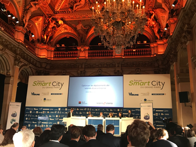 ALD AUTOMOTIVE COMMITTED TO TOMORROW'S MOBILITY  FOR THE 3RD EDITION OF DATACITY PARIS