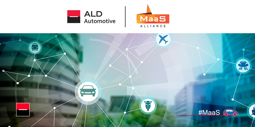 ALD automotive becomes a member of maas alliance