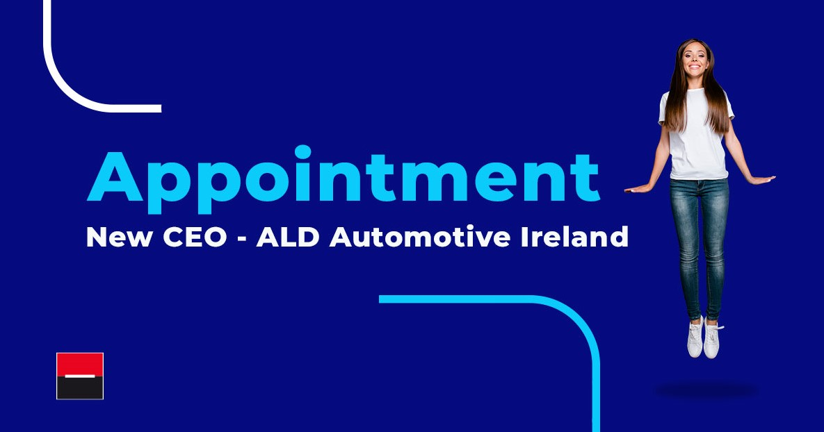 ALD Automotive announces new CEO in Ireland