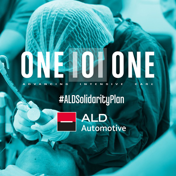 ALD Automotive donates to Foundation 101 to empower intensive care