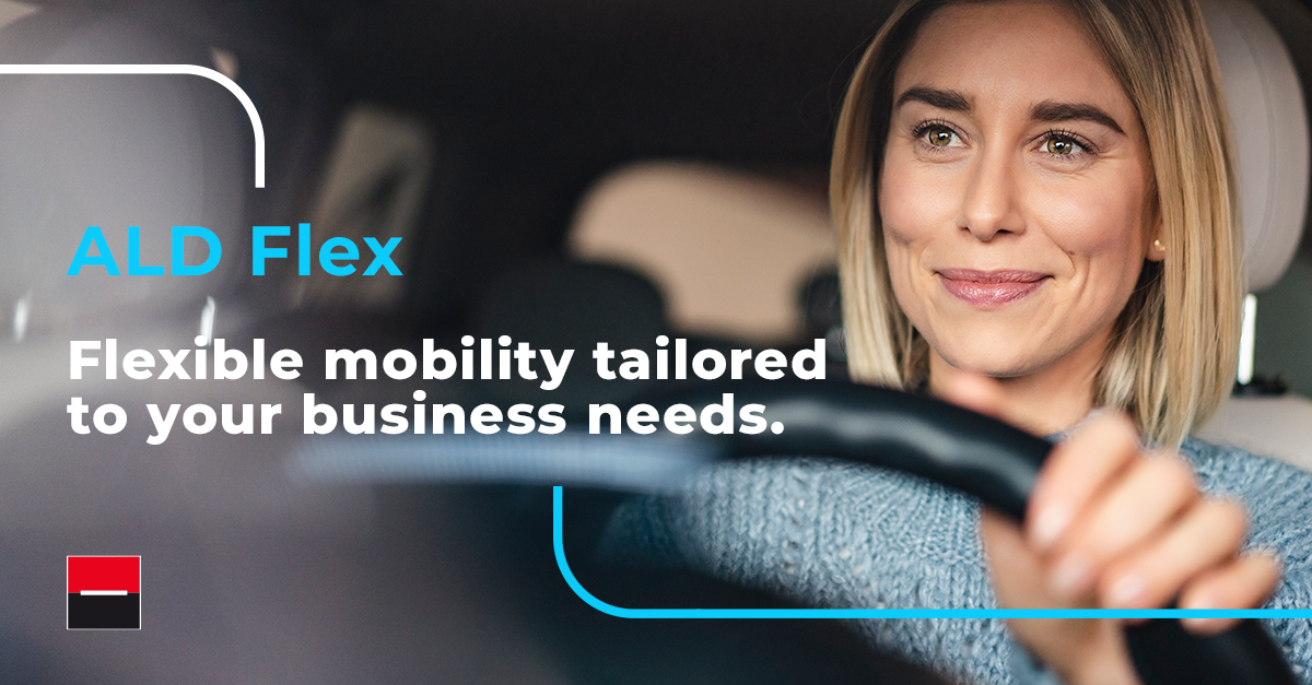 ALD Automotive launches flexible mobility solution: ALD Flex
